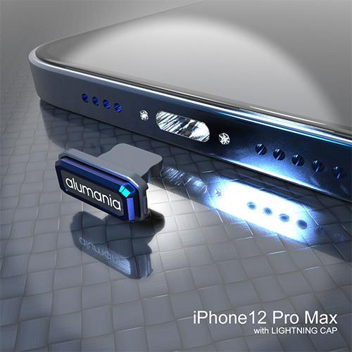 iPhone用ライトニングキャップ