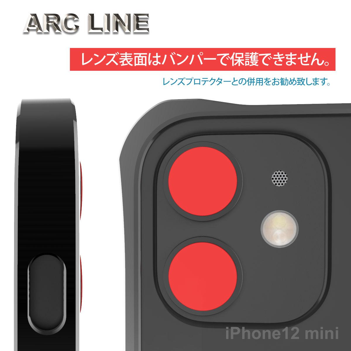 iPhone12miniレンズ表面保護概要